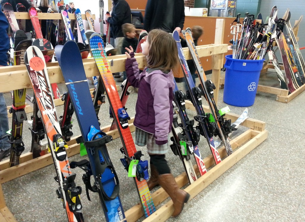 Used Winter Sporting Goods