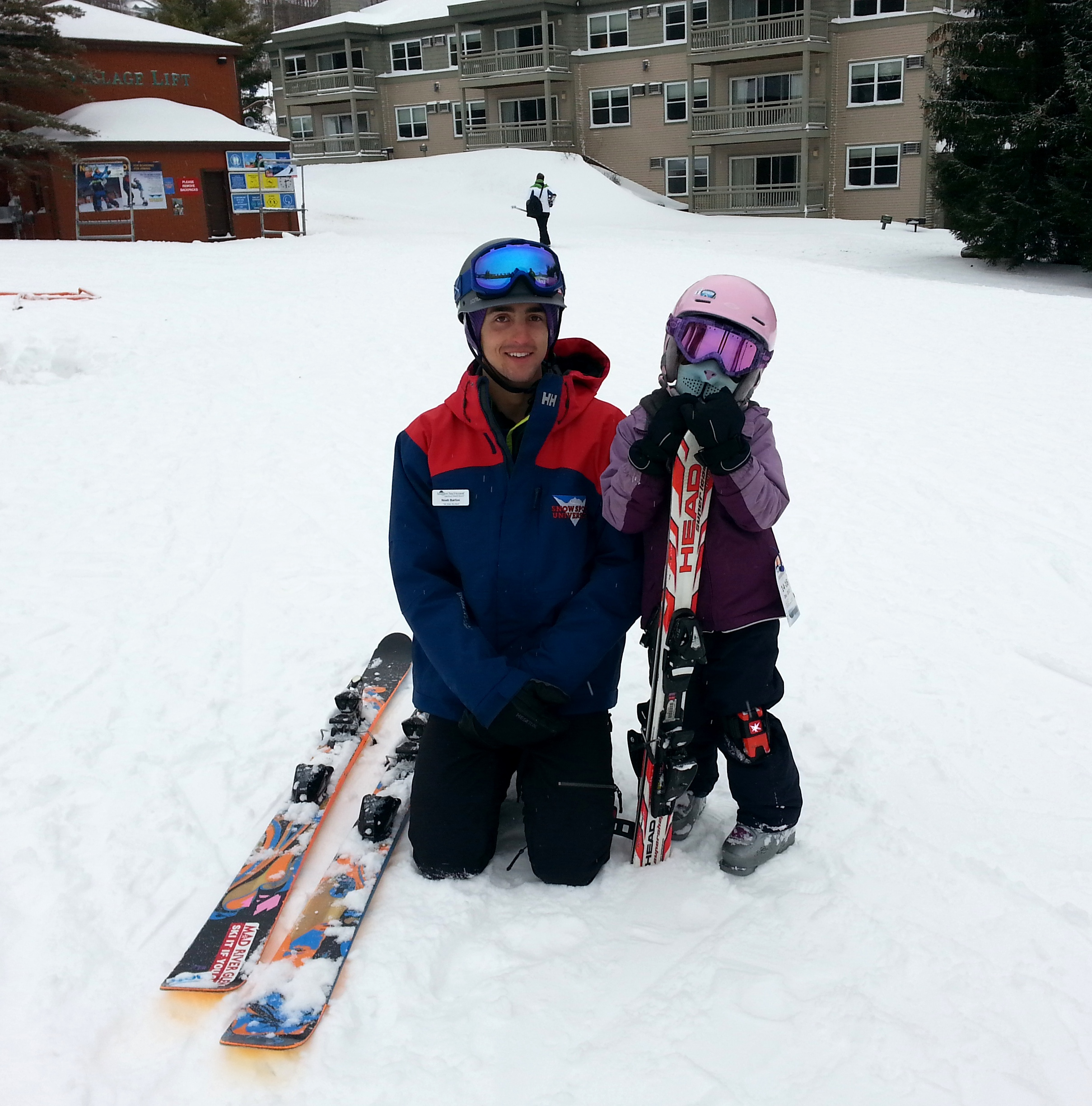 Ski and Ride Programs for Kids of All Ages at Smugglers' Notch