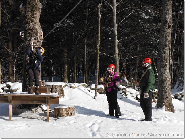 ArborTrek Tours at Smugglers' Notch