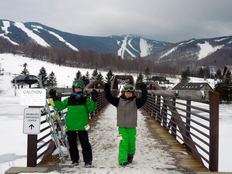 Navigating Killington with Kids