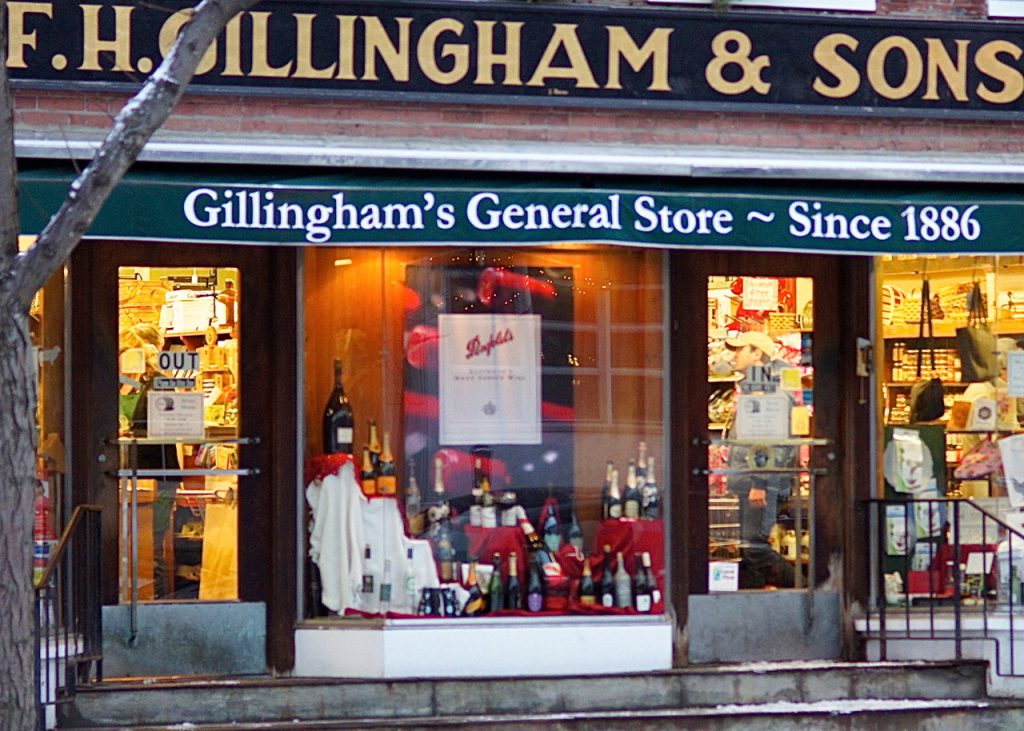 gillingham and sons general store