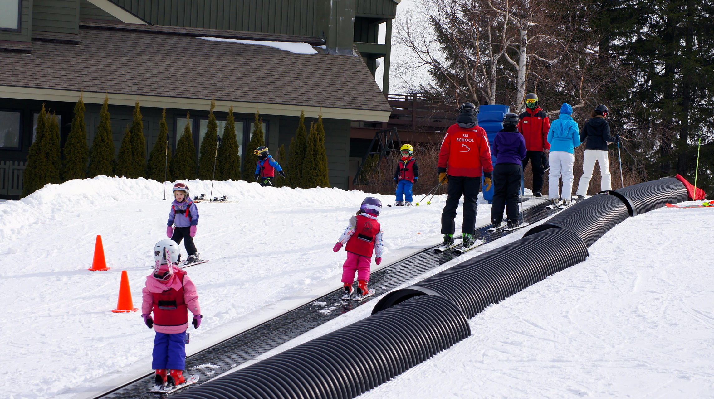Ski School at Stratton