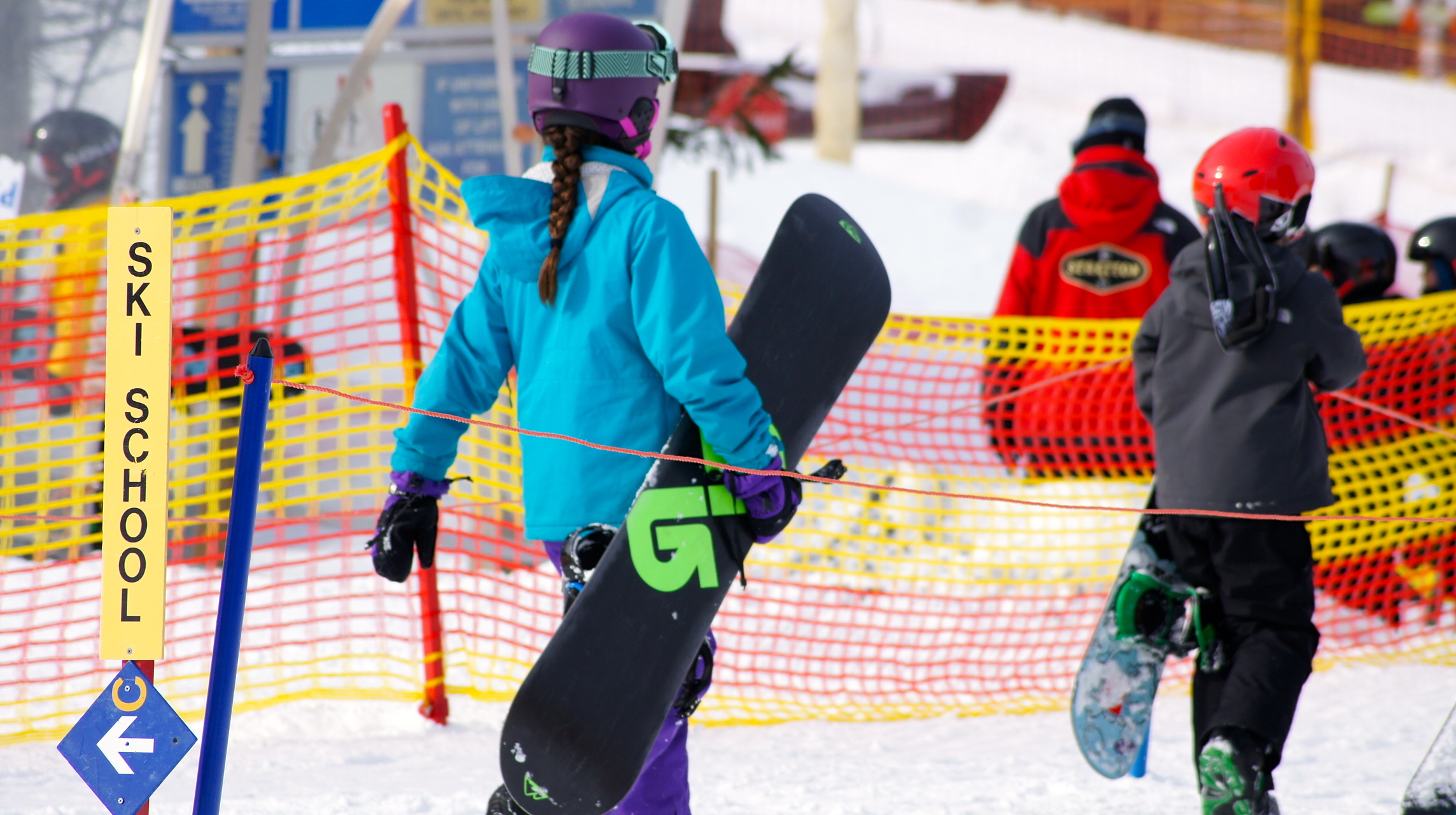 Learn to Ride at Stratton
