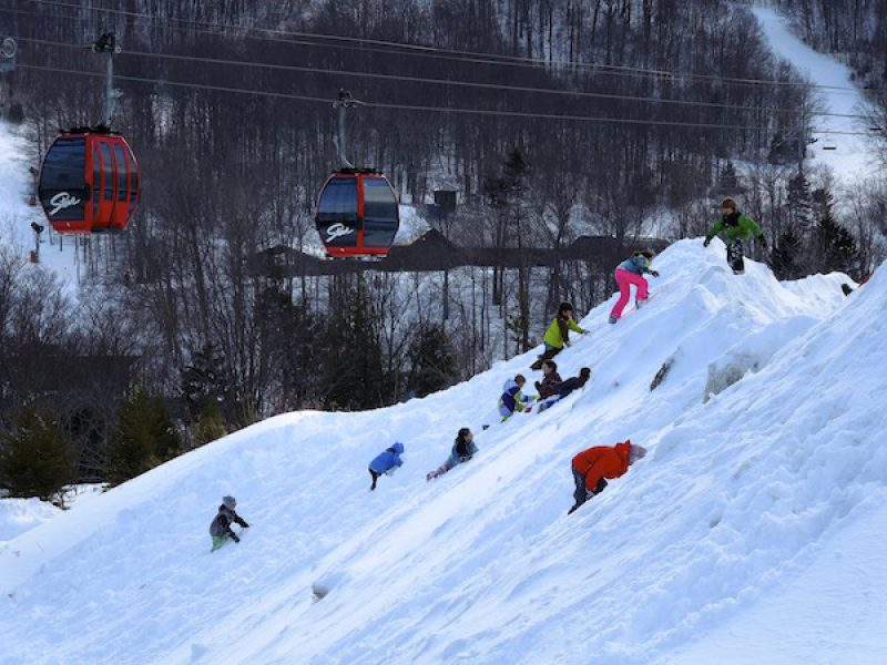 Spring Ski Deals for Families