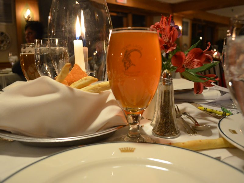 Fine Dining for Families at the Trapp Family Lodge