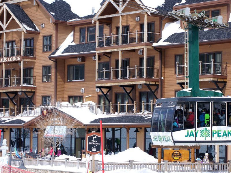 Stay and Play at Jay Peak