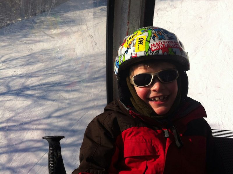Tips for Skiing With Kids in the Cold