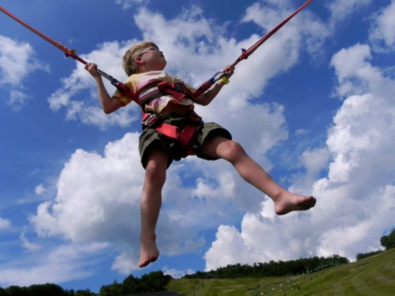 Summer Adventure Parks Offer Vermont Mountain Family Fun