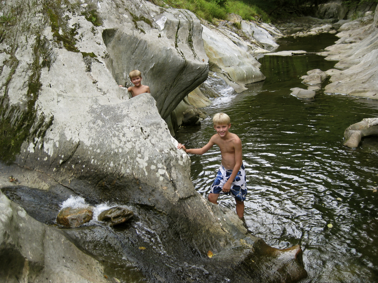 Swimming in the Mad River Valley: A Summer Pleasure