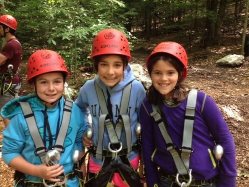 Summer Shines at Mount Snow's New Family Camp
