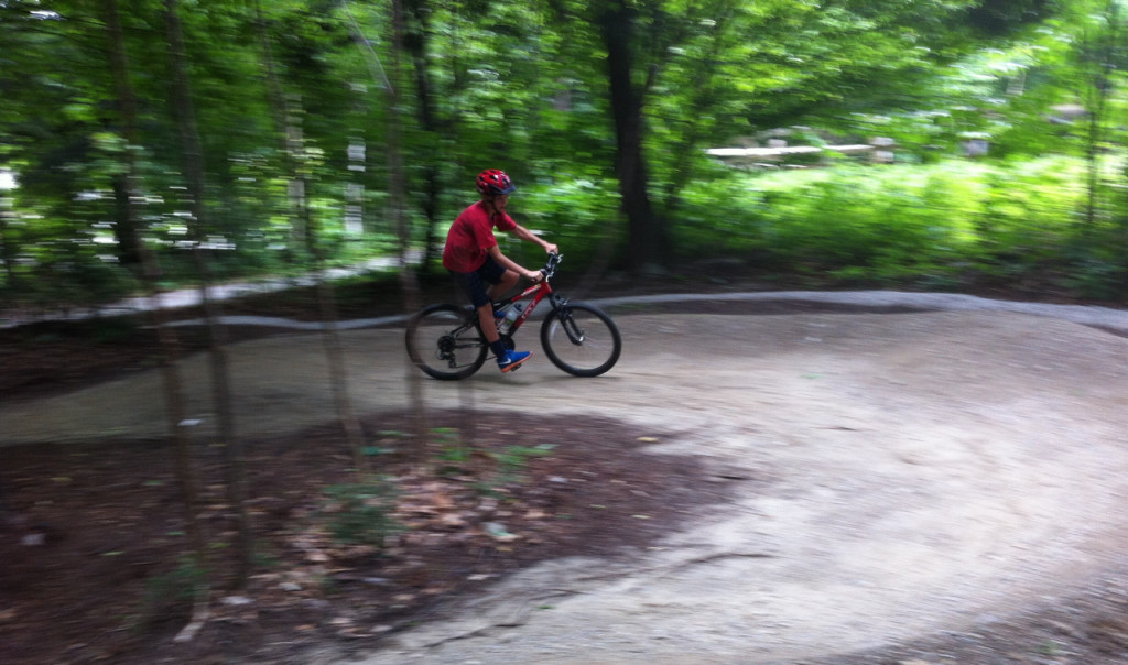 Smuggler's Notch Mountain Biking
