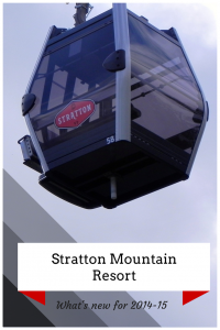 What's new at Stratton from All Mountain Mamas
