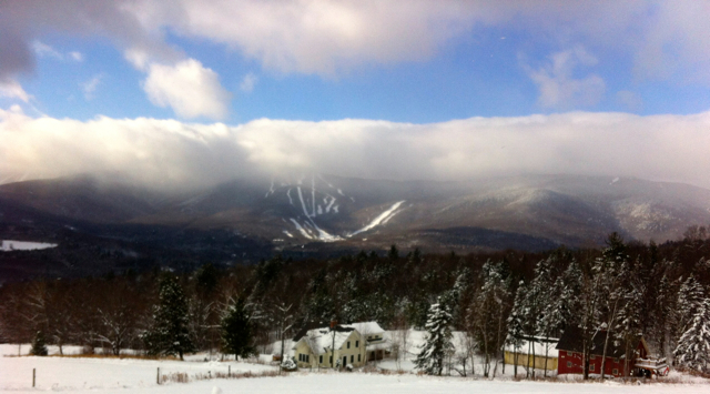 Sugarbush view