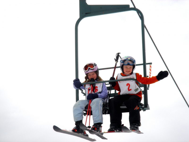 When Ski Kids Grow Up: From Never-evers to Life-timers