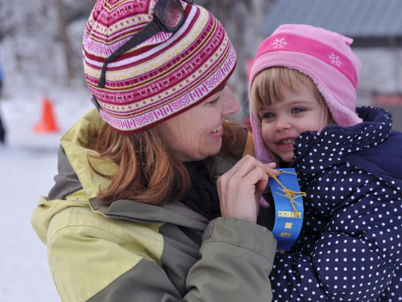 The Cochran's Ski Tots Experience and Keeping Kids Interested