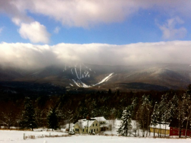 Stay in One Vermont Valley and Ski Three Resorts