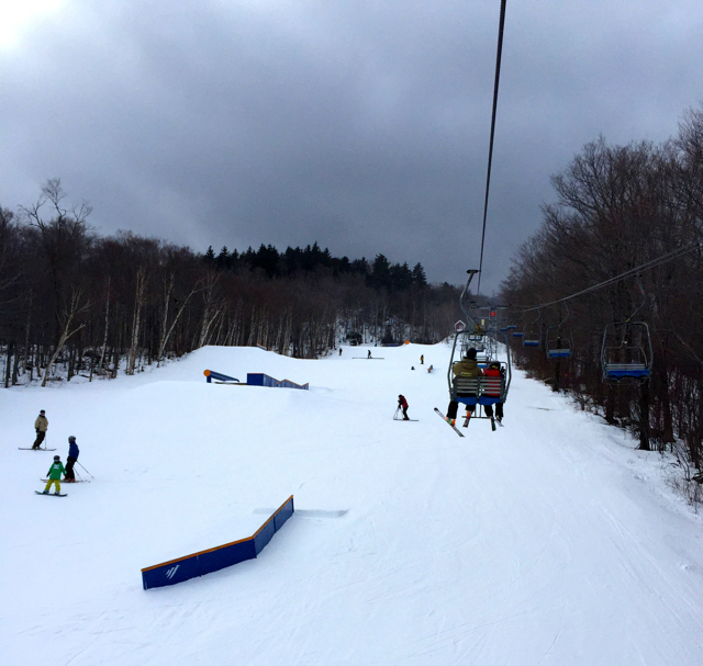 Sugarbush Mount Ellen Terrain Park