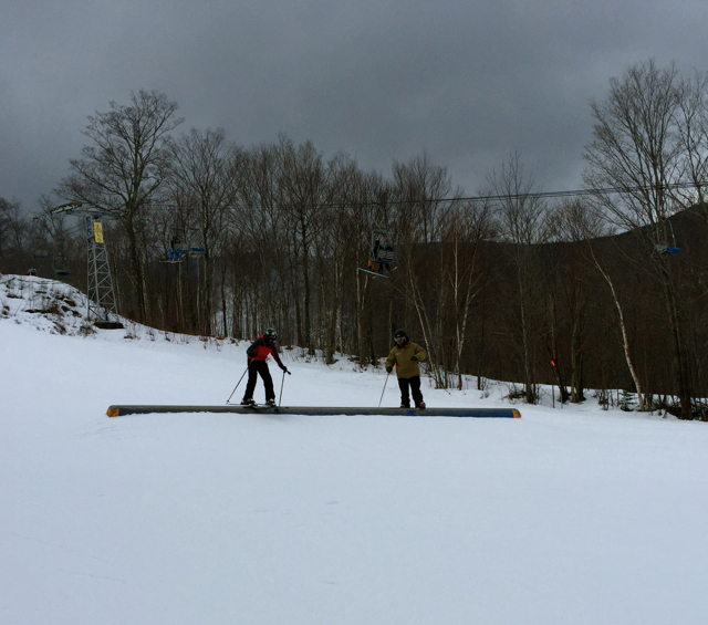 Terrain Park Lesson Mount Ellen Sugarbush
