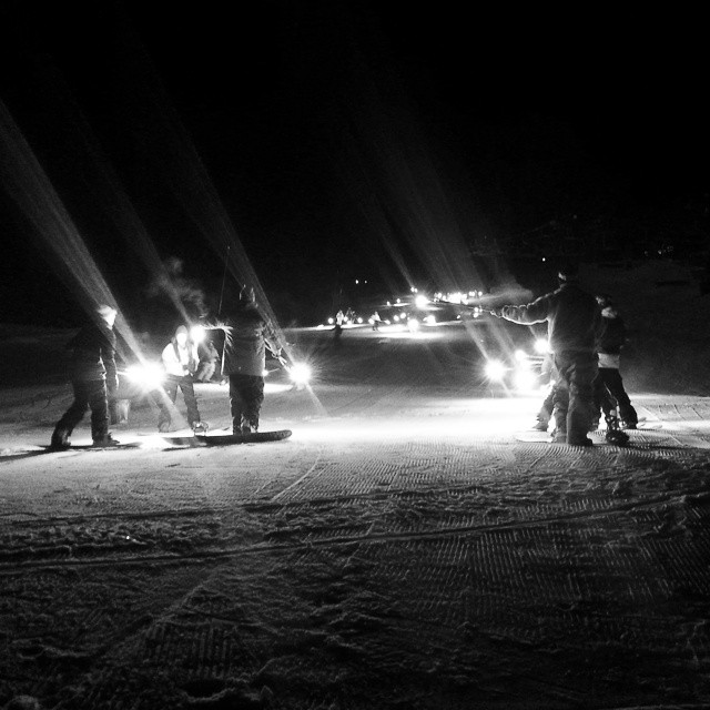 Okemo Torch Light Parade