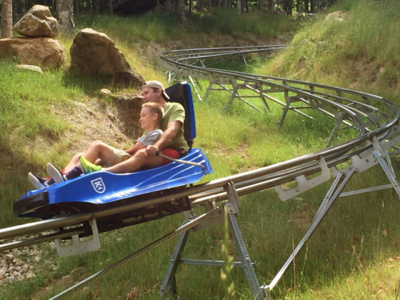 Find All Speeds of Family Fun at the Killington Adventure Center