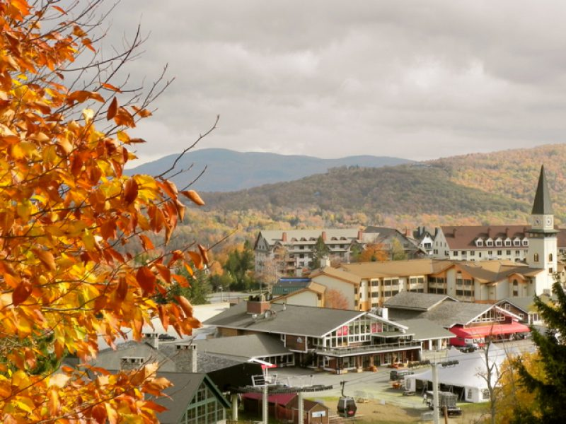 Foliage and Family Fun at Stratton Mountain Resort