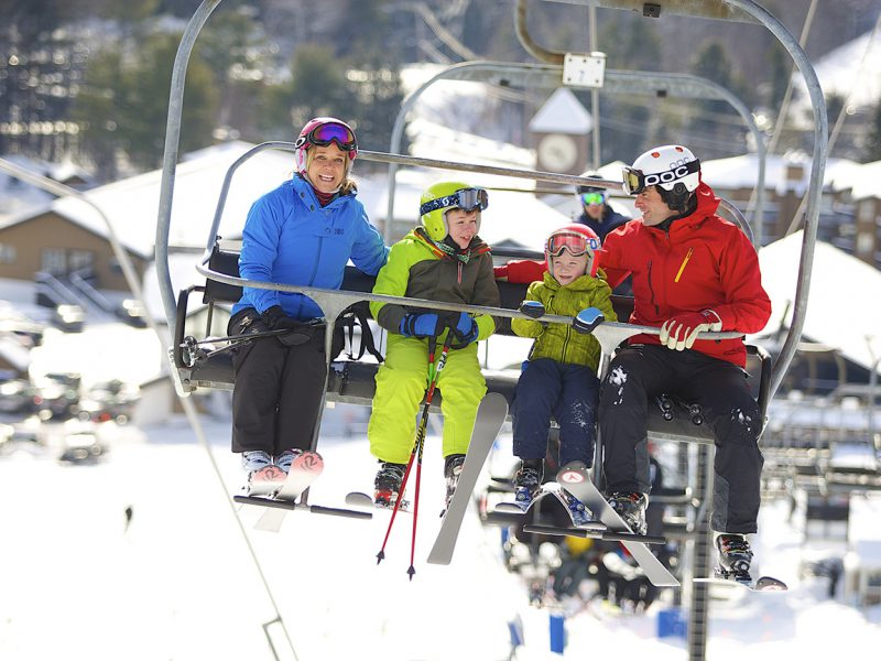 Family Safety on the Slopes