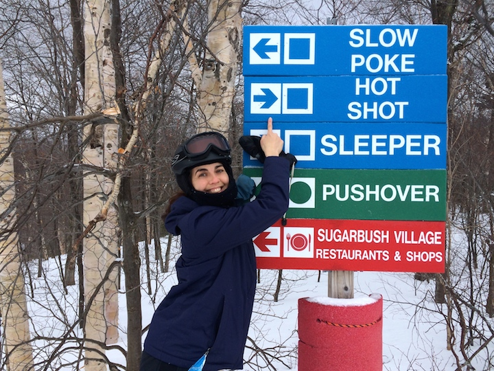 sugarbush resort trails