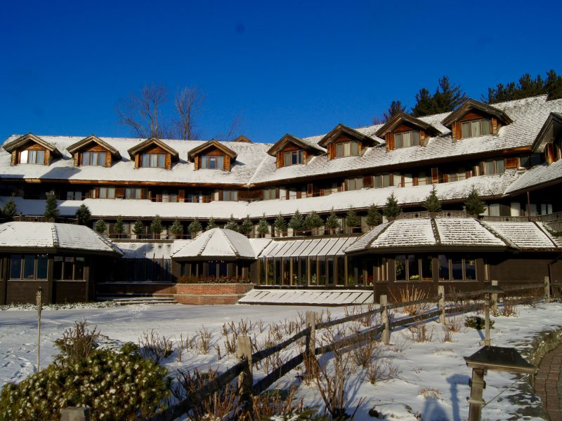 Trapp Family Lodge: Home for the Holidays