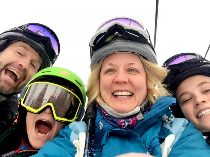 Ten Things I Loved About our Family (Ski) Holiday in Vermont