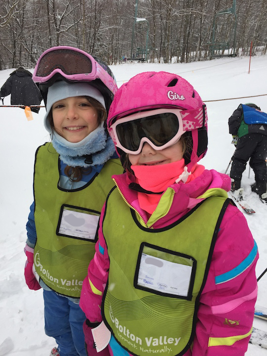 fun times at Bolton Valley Ski School