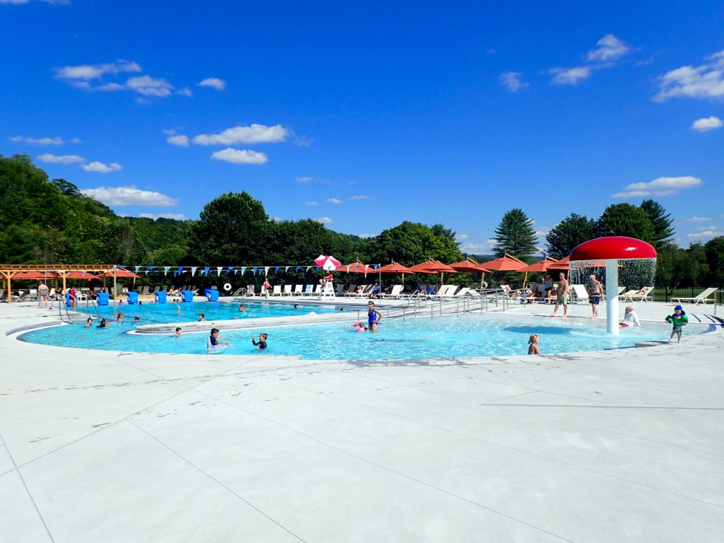 Quechee Club Pool