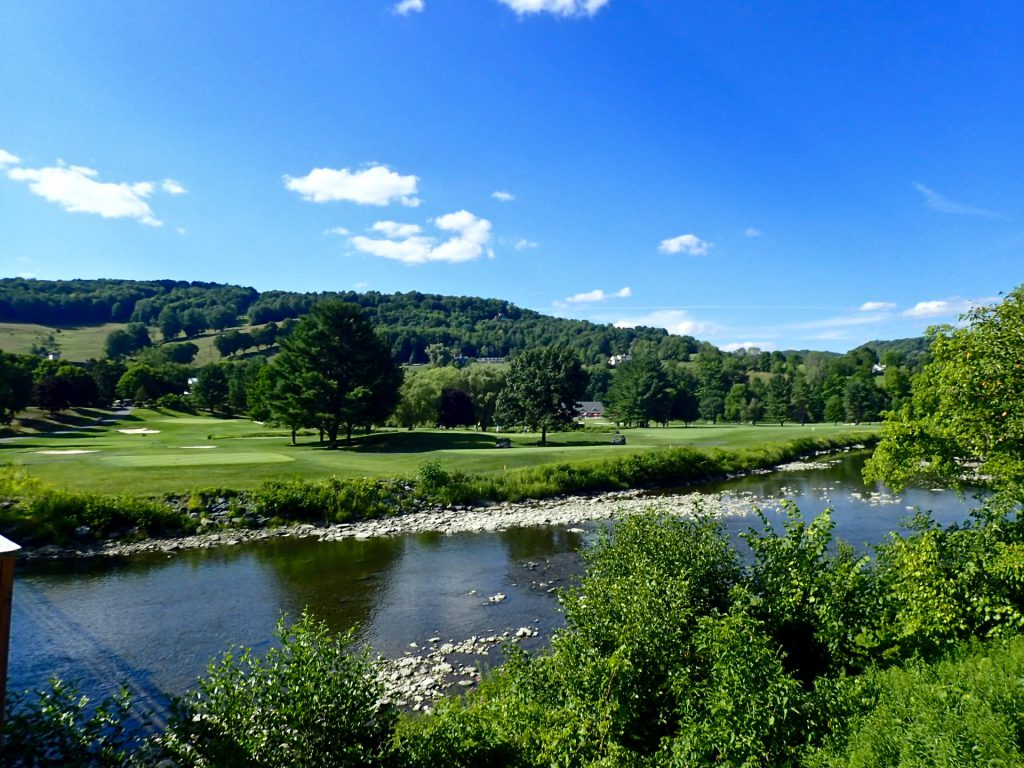 Quechee Club Golf Course