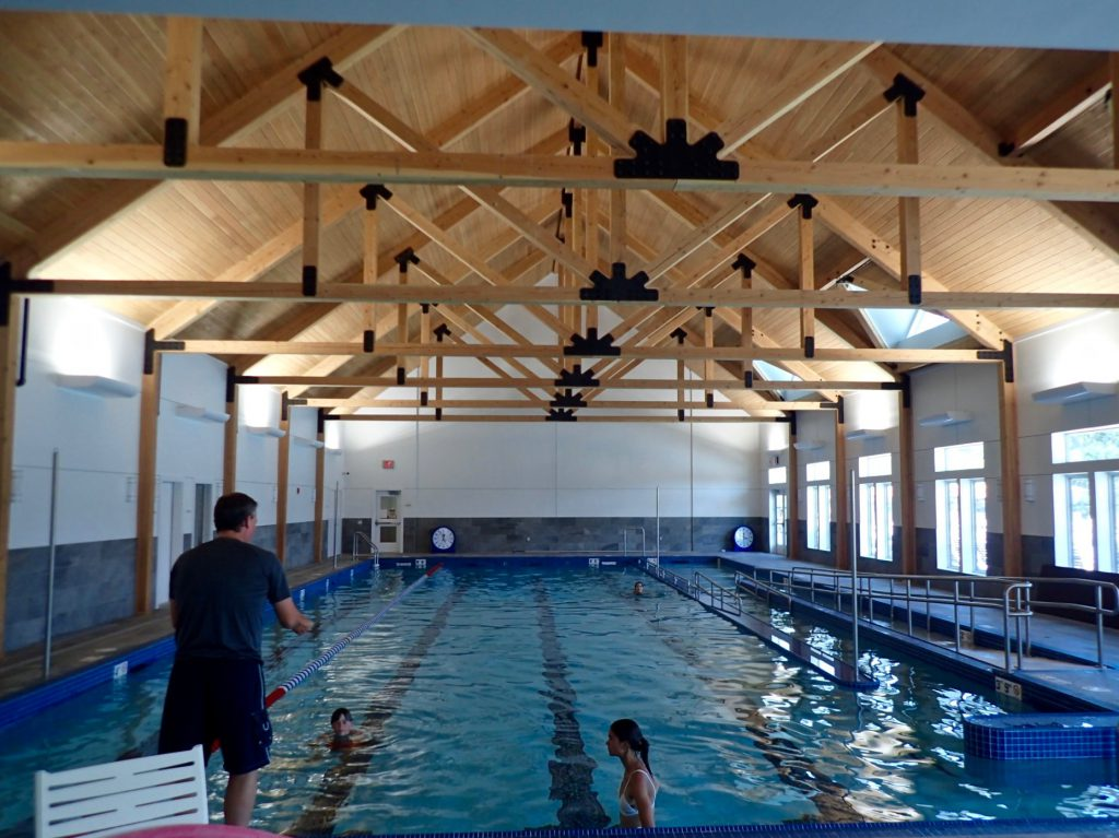 Quechee Club Indoor Pool