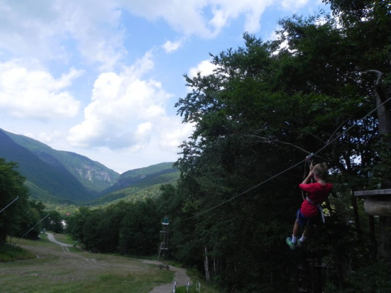 Choose Your Own Family Adventure at Stowe Mountain Resort