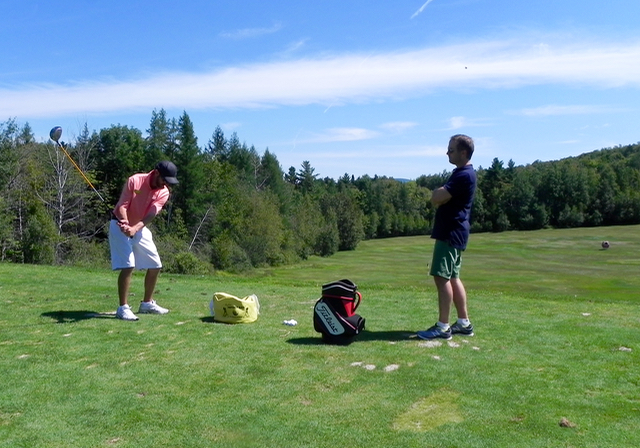 Sugarbush Family Golf Instruction