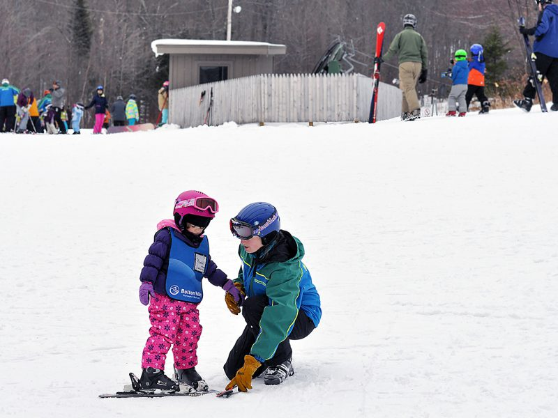 6 Ways to Get the Most Out of Kids' Ski Lessons