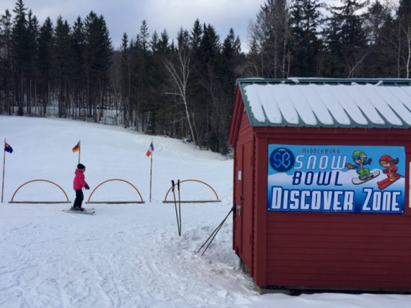 Think the Middlebury Snow Bowl Is Just for College Kids? Think Again.