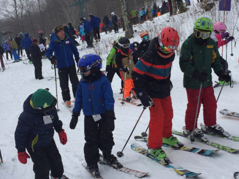 A Tale of Two Ski Lessons at Mad River Glen