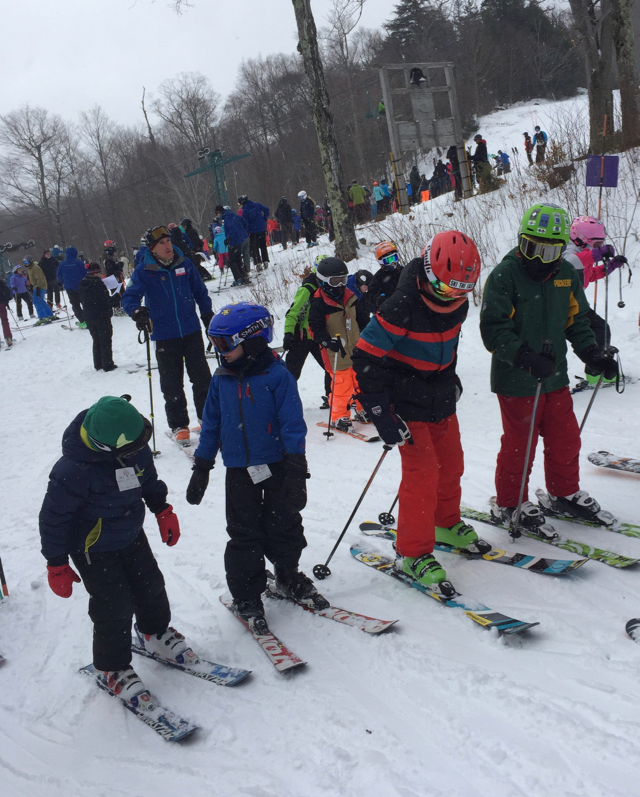 Ski Lesson Mad River Glen
