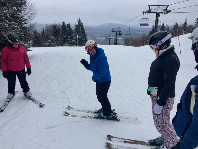 Okemo Women's Alpine Adventure Lesson