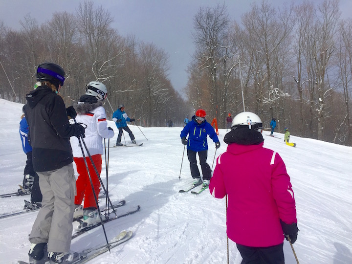 Okemo's Women's Alpine Adventures