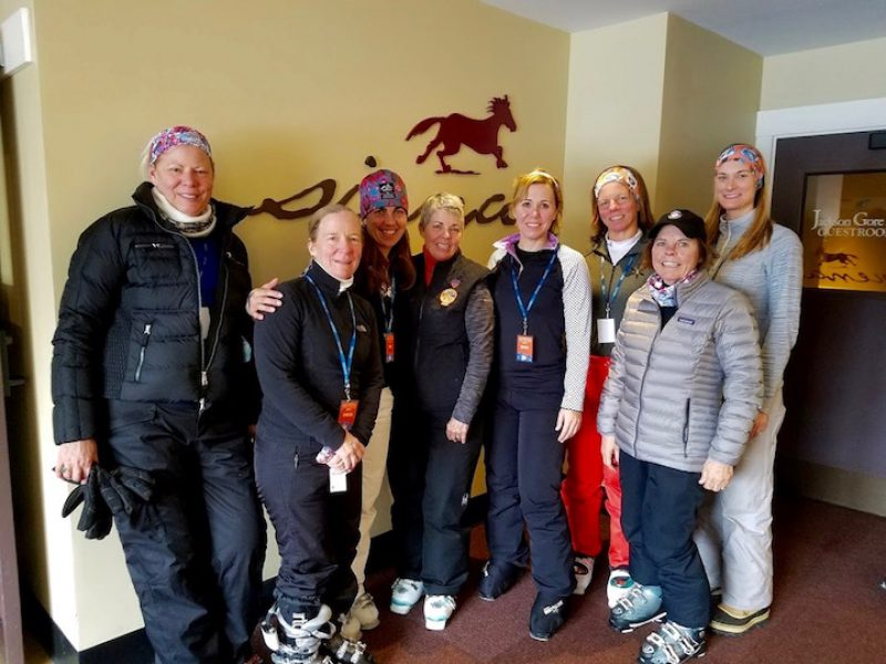 Gaining Confidence While Enjoying the Ride – Women's Alpine Adventures at Okemo