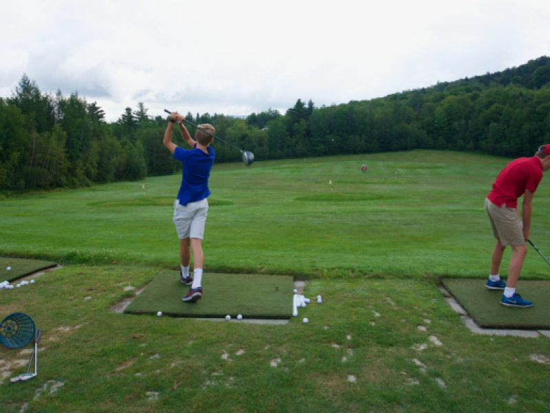 Get Your Kids on Course with Sugarbush Junior Golf Camp