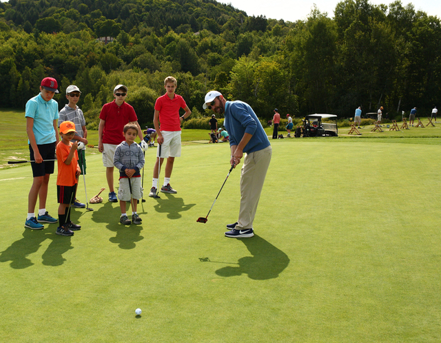 Sugarbush Junior Golf Camp