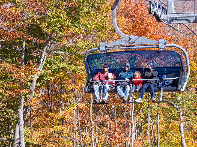 5 Ways to Make the Most of Mount Snow in the Fall