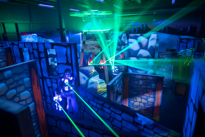 Smuggs FunZone 2.0 Laser Tag