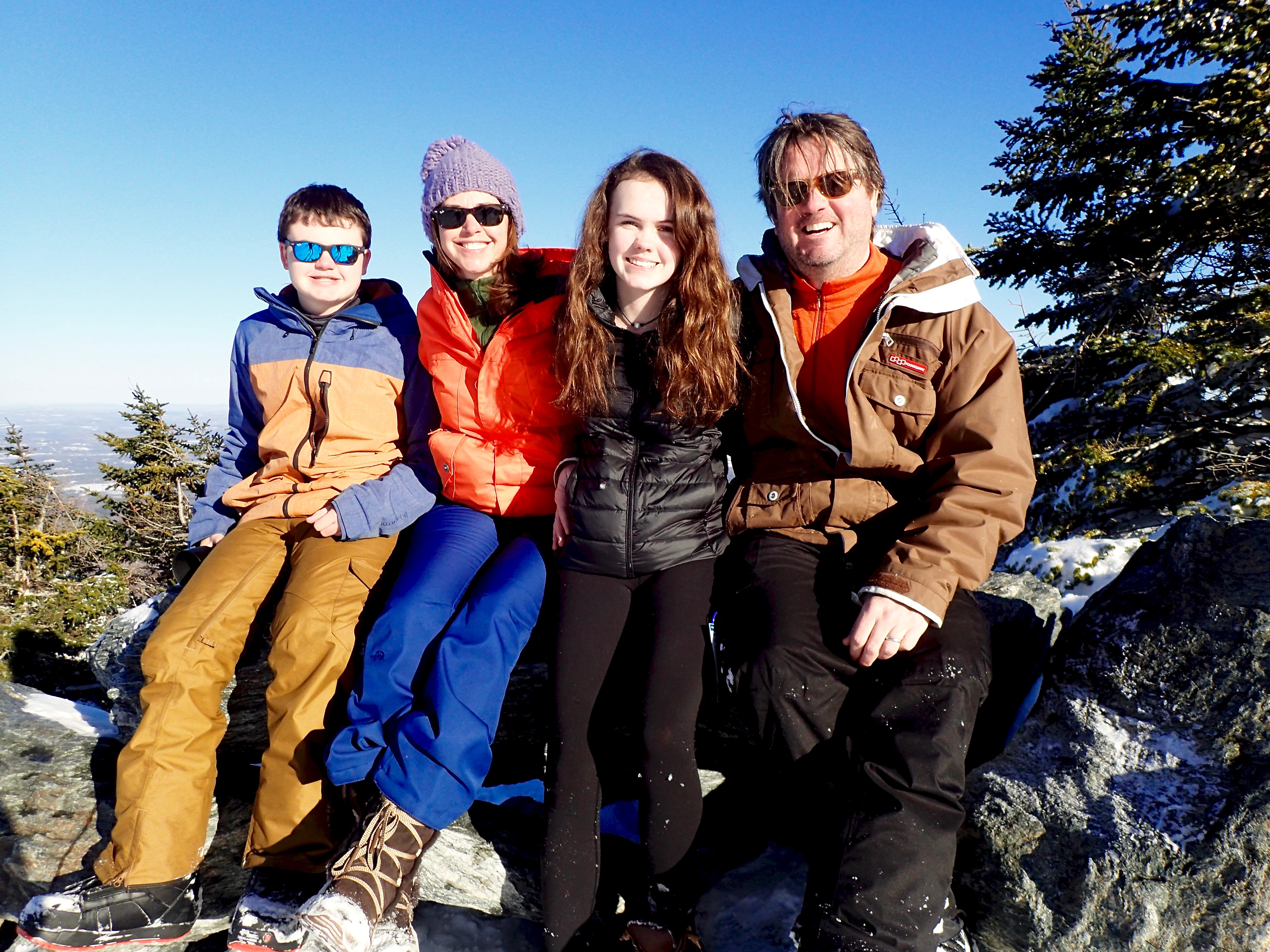 Families that Ski Together, Stay Together