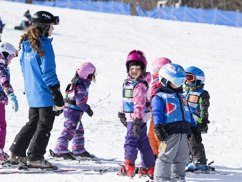 A Family Winter Getaway to Mount Snow
