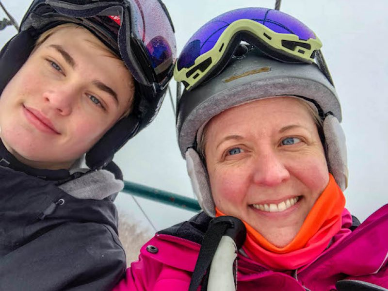 Why Smugglers' Notch Resort Is Tops for Skiing Teens