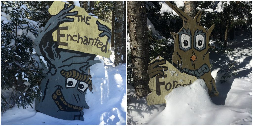 Bolton Valley Resort Enchanted Forest Trail
